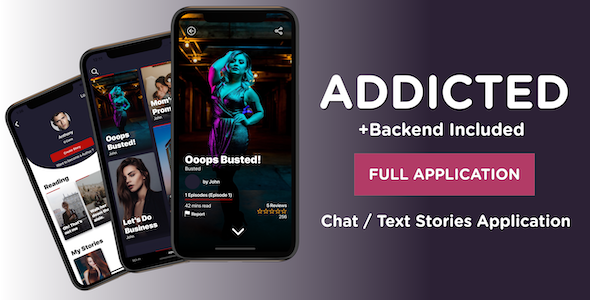 MatchPro - Ultimate Chat / Dating React Native  Application - 3