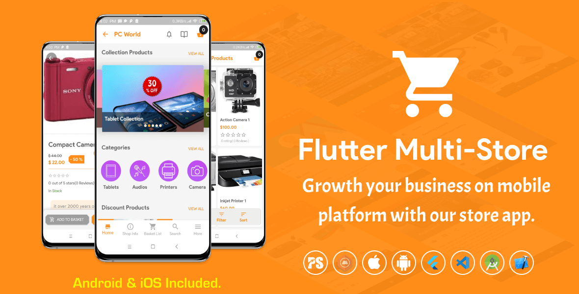 Flutter Multi-Restaurant ( FoodPanda Clone - Online Food Delivery System For iOS and Android ) 1.0 - 11