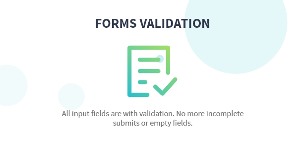 Ionic 6 Mikky Forms Validation