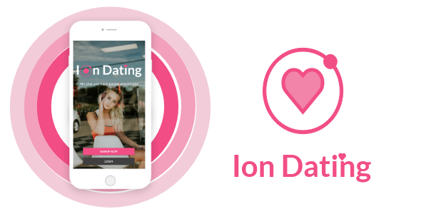 Ion Dating – Ionic Dating App UI Theme