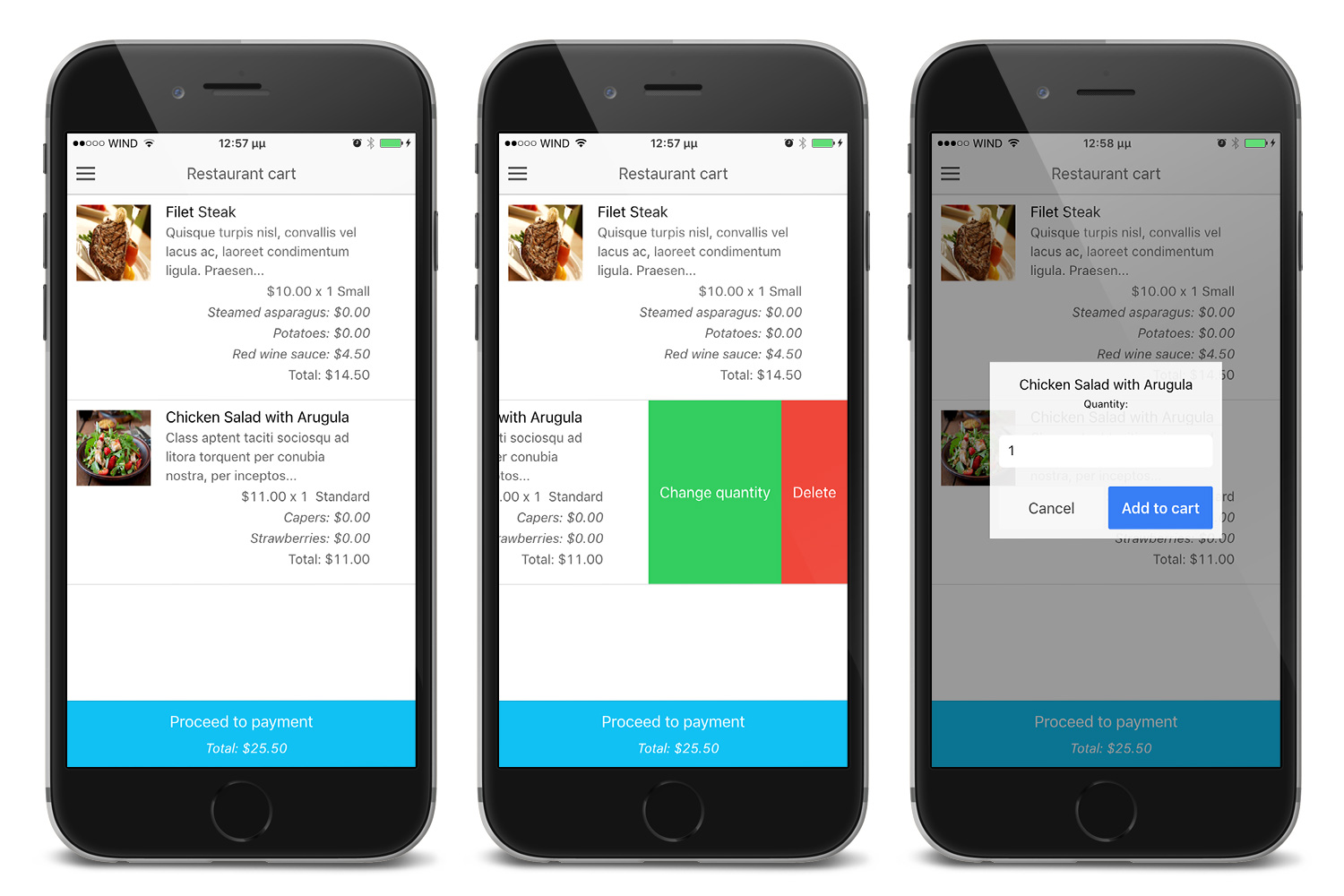 Restaurant Ionic 5 - Full Application with Firebase backend - 12
