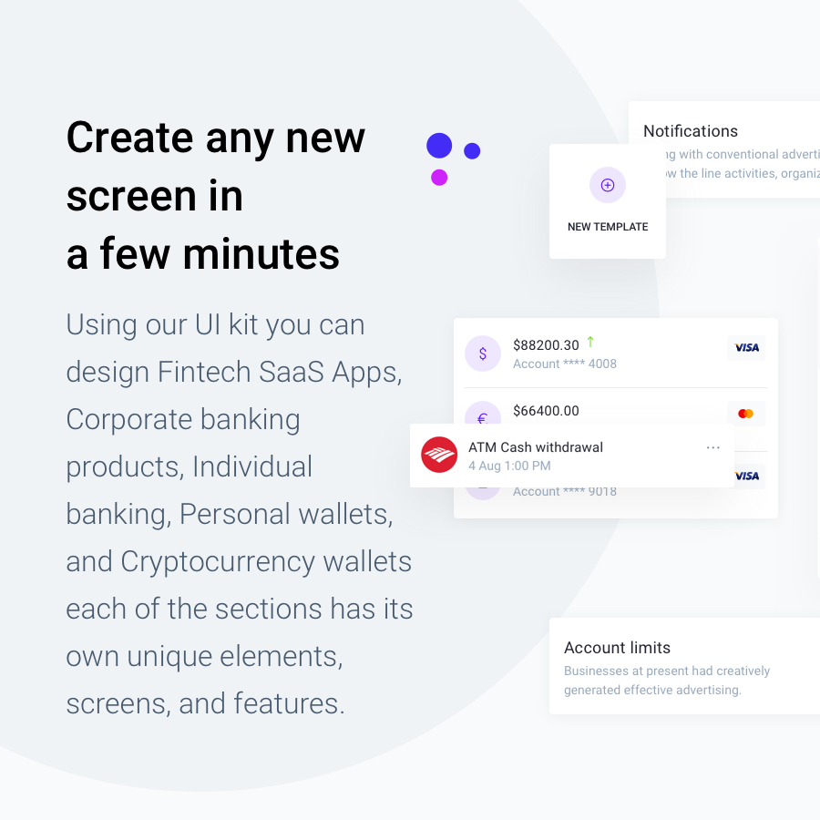 IOWalley - Mobile UI kit for Banking Apps & Crypto Wallets - 6