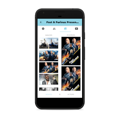 The Movie Data Base Ionic Android Application - 10