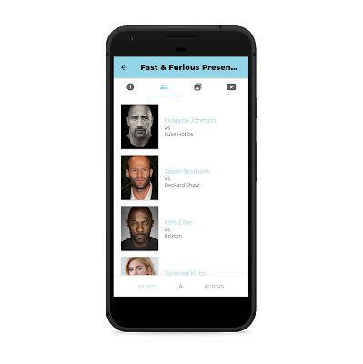 The Movie Data Base Ionic Android Application - 9