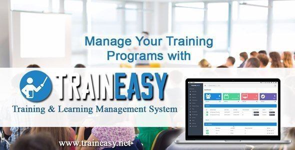 Training & Learning Management System – TrainEasy