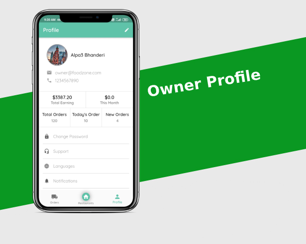 Owner Profile