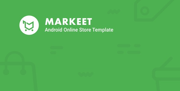 Markeet – Android Online Store 3.0