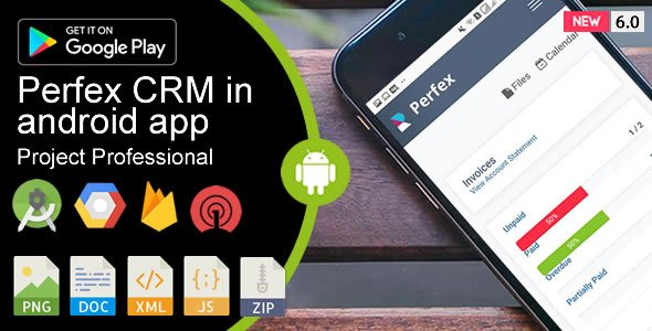 Weboox Convert – Perfex CRM to app Android
