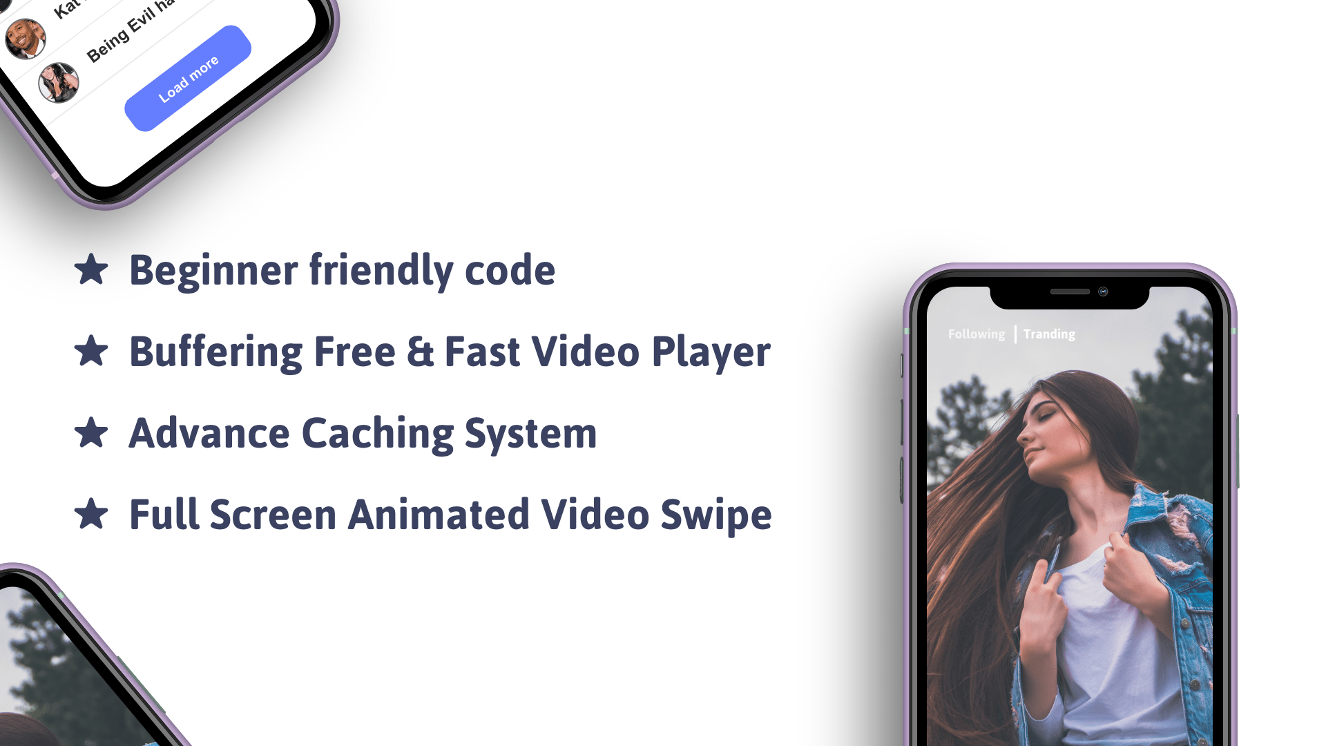 Shorty Short Video Making React Native App with Admin Panel - 6