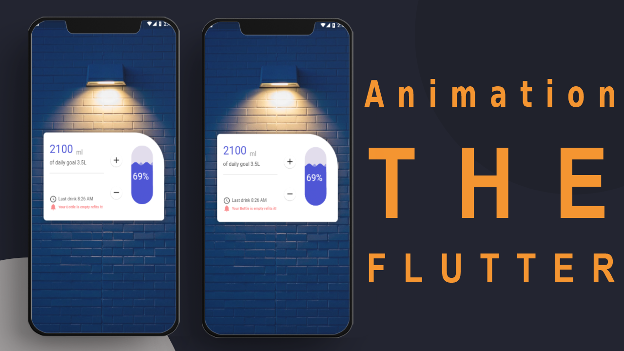 Flutter Amazing Animation For Cart Page