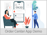 Best Takeaway Restaurant Online Food Ordering Delivery System - iOs Android Kitchen Onwer Web Admin - 5