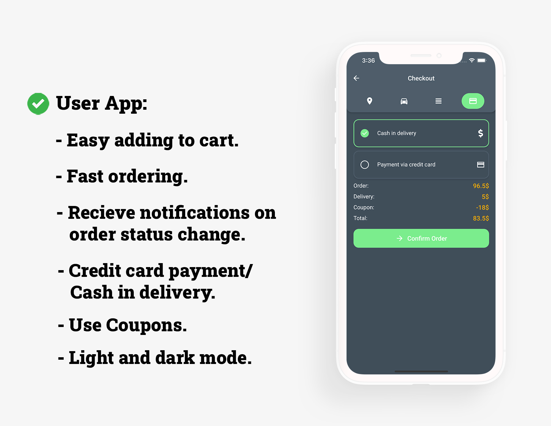 Flutter Grocery: Full Android + iOS eCommerce App (Flutter 2.0 Supported) - 10