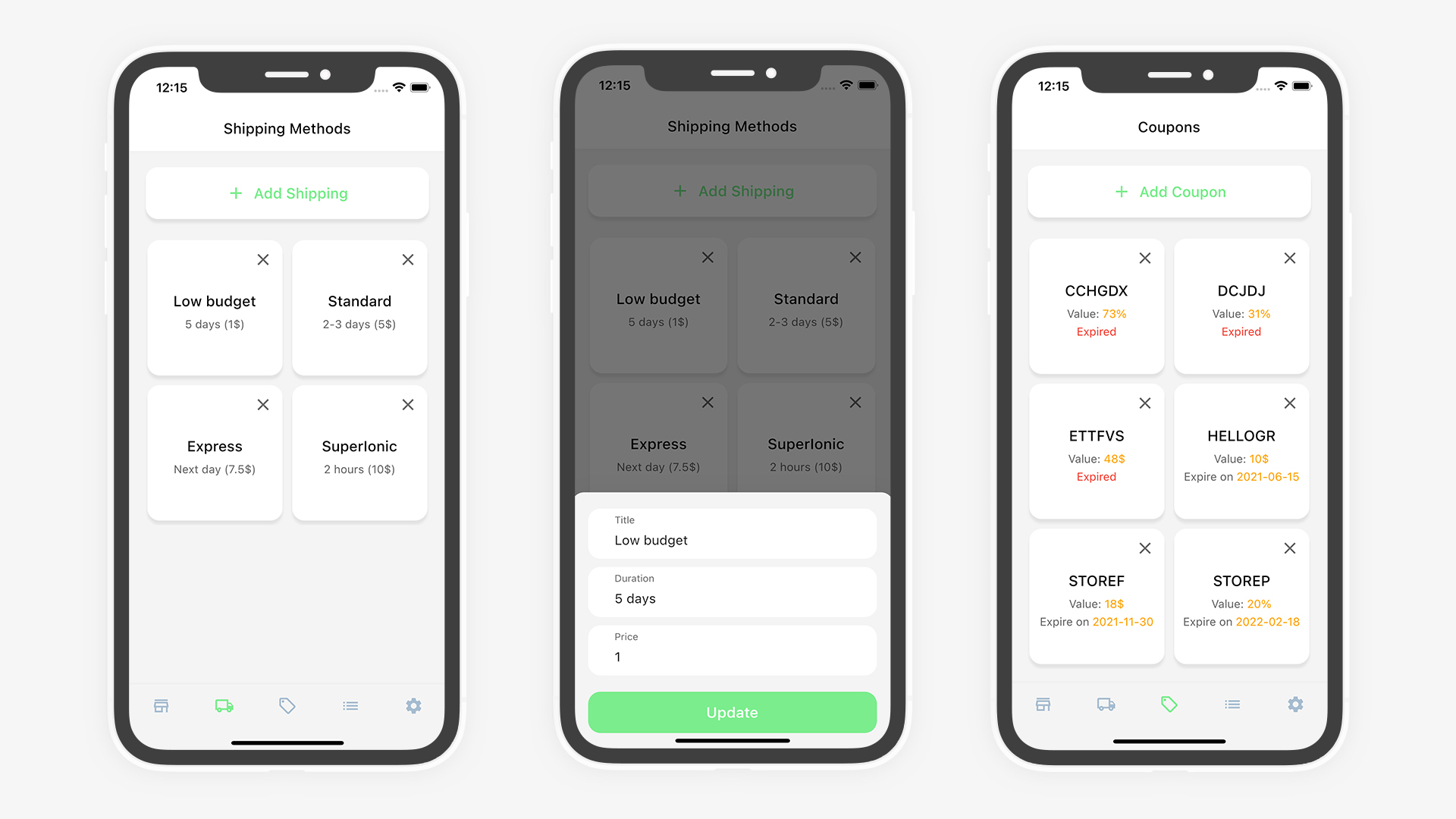 Flutter Grocery: Full Android + iOS eCommerce App (Flutter 2.0 Supported) - 31