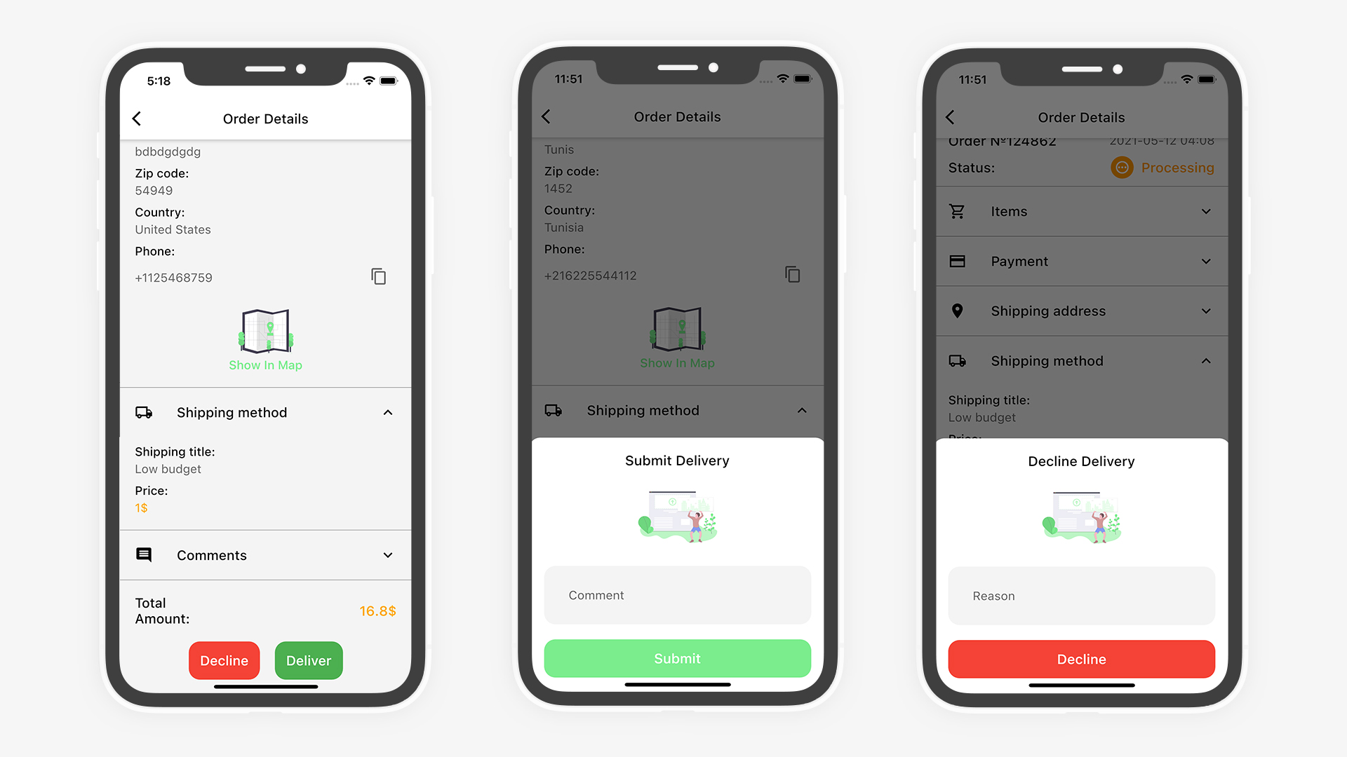 Flutter Grocery: Full Android + iOS eCommerce App (Flutter 2.0 Supported) - 40